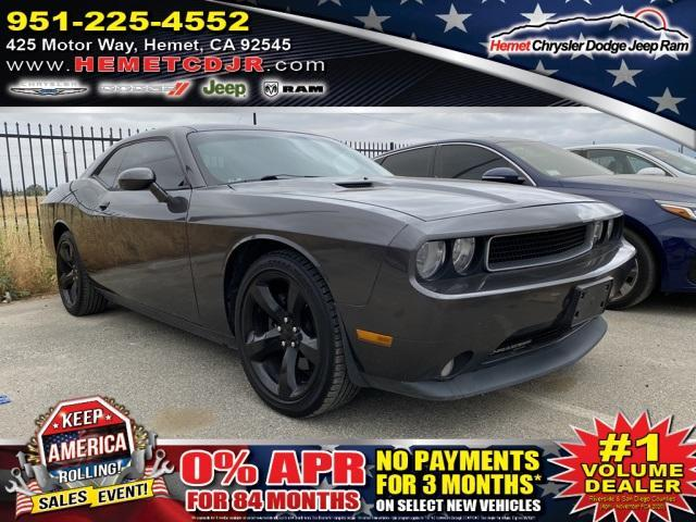 used 2014 Dodge Challenger car, priced at $16,511