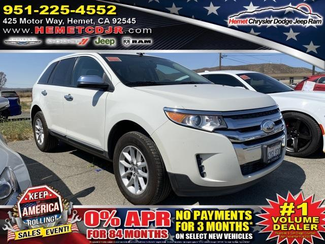used 2013 Ford Edge car, priced at $9,791