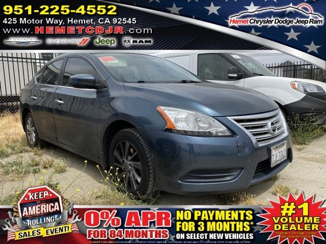 used 2014 Nissan Sentra car, priced at $8,821