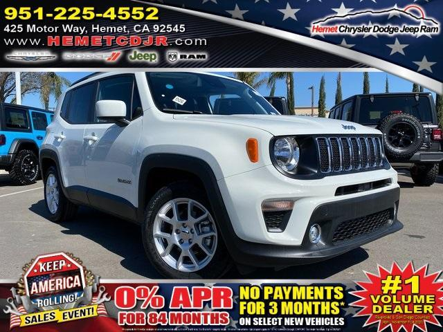 new 2021 Jeep Renegade car, priced at $16,206