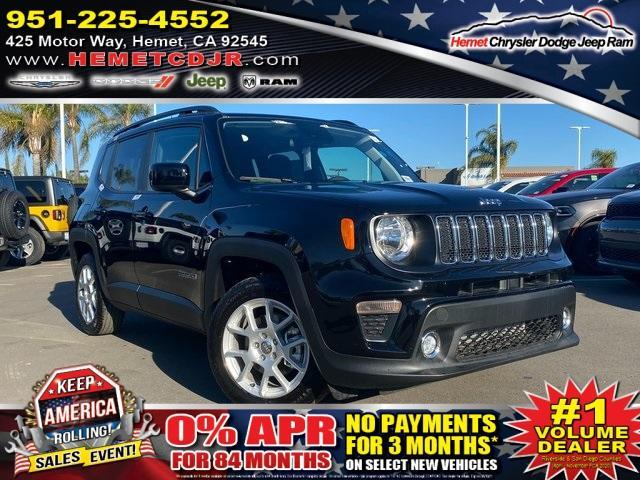 new 2021 Jeep Renegade car, priced at $17,086