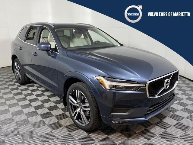 new 2021 Volvo XC60 car, priced at $46,187