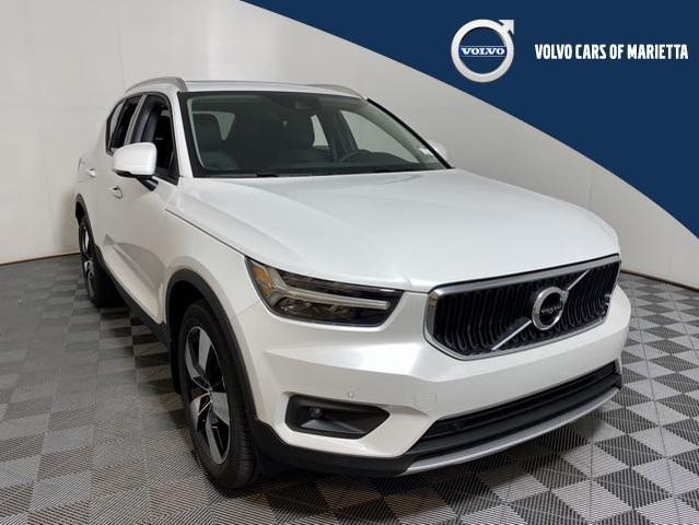 new 2021 Volvo XC40 car, priced at $41,737