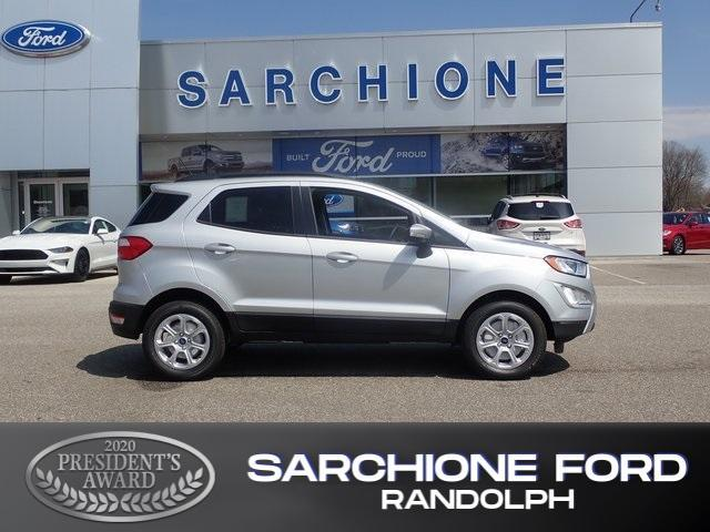new 2020 Ford EcoSport car, priced at $24,985