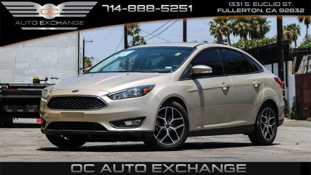 used 2018 Ford Focus car, priced at $11,299