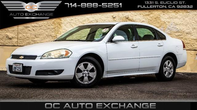 used 2010 Chevrolet Impala car, priced at $9,599