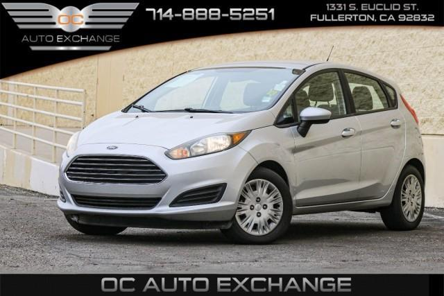 used 2016 Ford Fiesta car, priced at $10,599