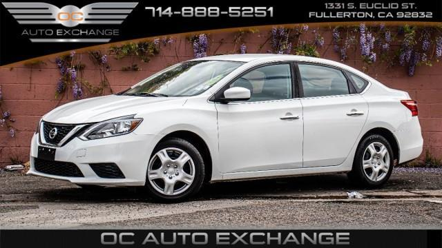 used 2017 Nissan Sentra car, priced at $11,299