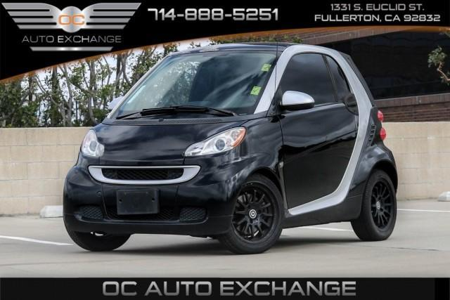 used 2012 smart ForTwo car, priced at $6,599