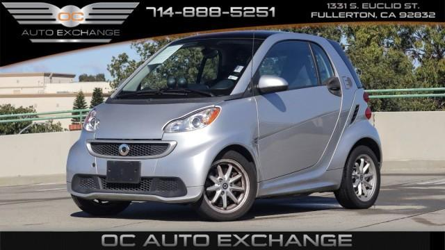 used 2016 smart ForTwo Electric Drive car, priced at $6,099