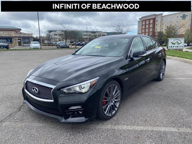 used 2017 INFINITI Q50 car, priced at $30,495