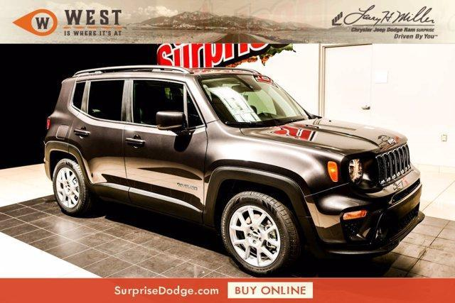 new 2021 Jeep Renegade car, priced at $26,770