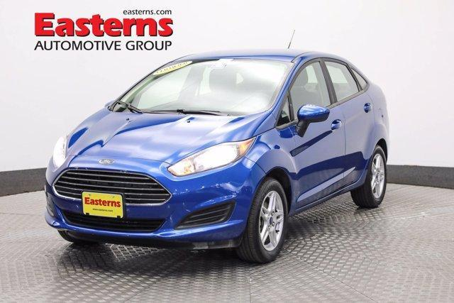 used 2019 Ford Fiesta car, priced at $16,450
