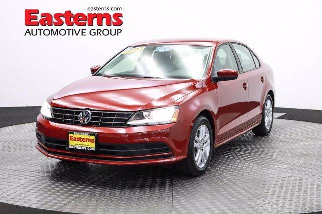 used 2018 Volkswagen Jetta car, priced at $17,250