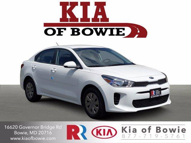 new 2020 Kia Rio car, priced at $17,590