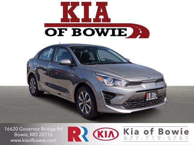 new 2021 Kia Rio car, priced at $19,700