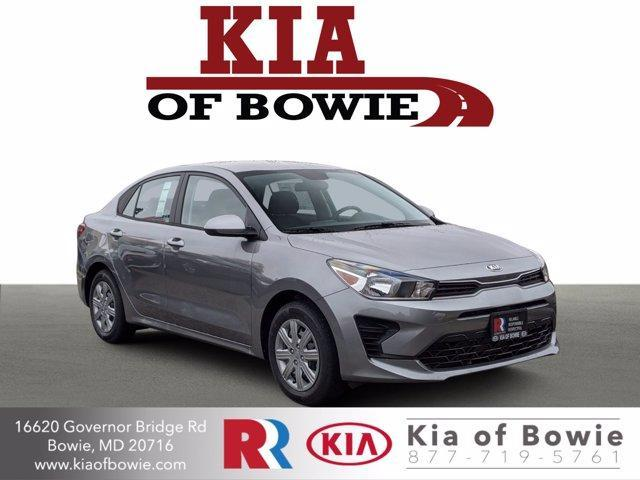 new 2021 Kia Rio car, priced at $17,900