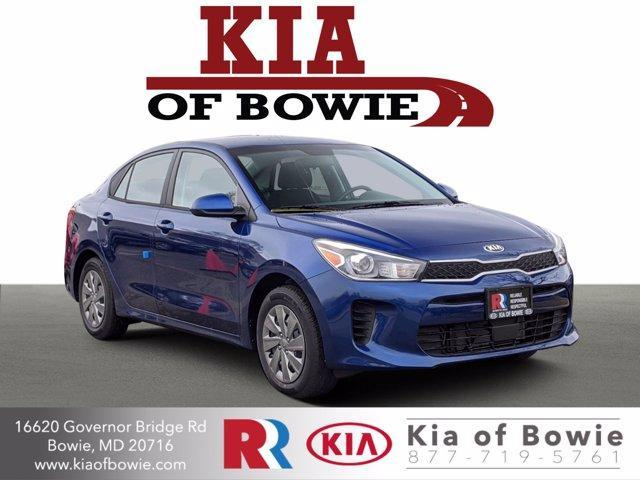 new 2020 Kia Rio car, priced at $18,390