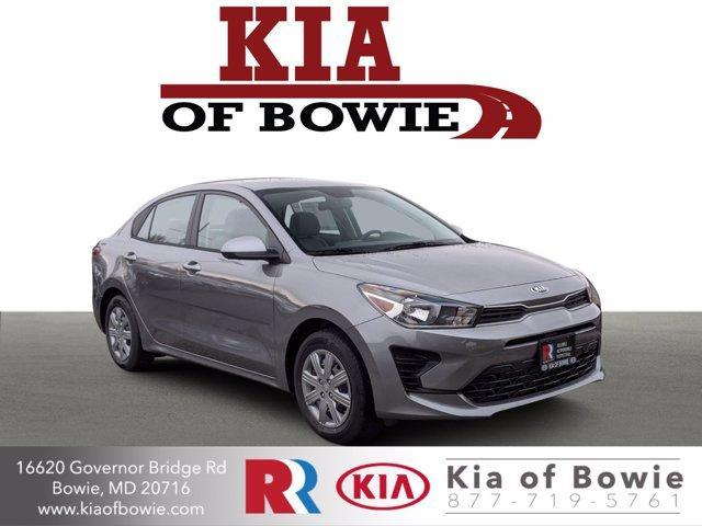 new 2021 Kia Rio car, priced at $17,840