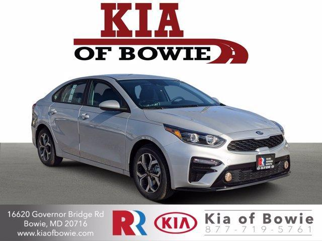 new 2021 Kia Forte car, priced at $20,570
