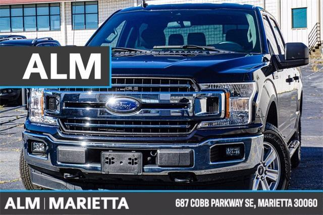 used 2019 Ford F-150 car, priced at $41,990