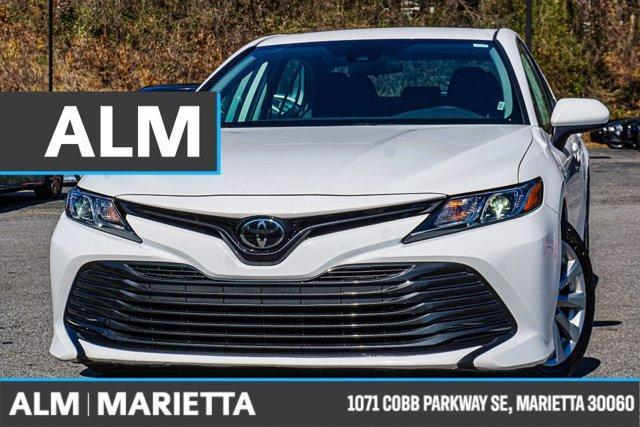 used 2020 Toyota Camry car, priced at $21,477
