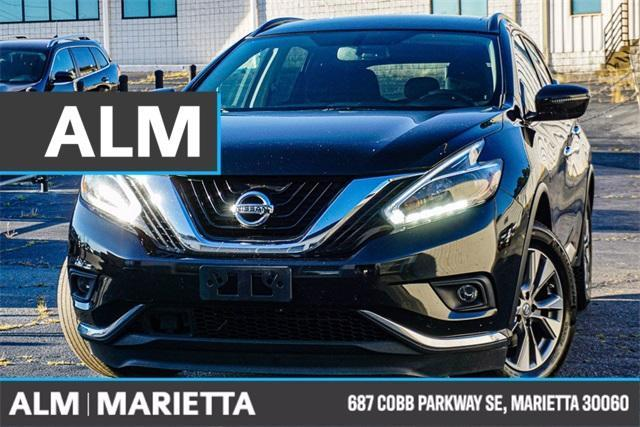 used 2018 Nissan Murano car, priced at $20,995