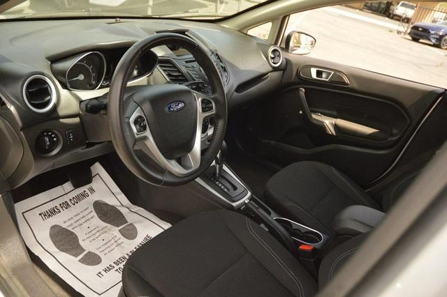 used 2016 Ford Fiesta car, priced at $10,950