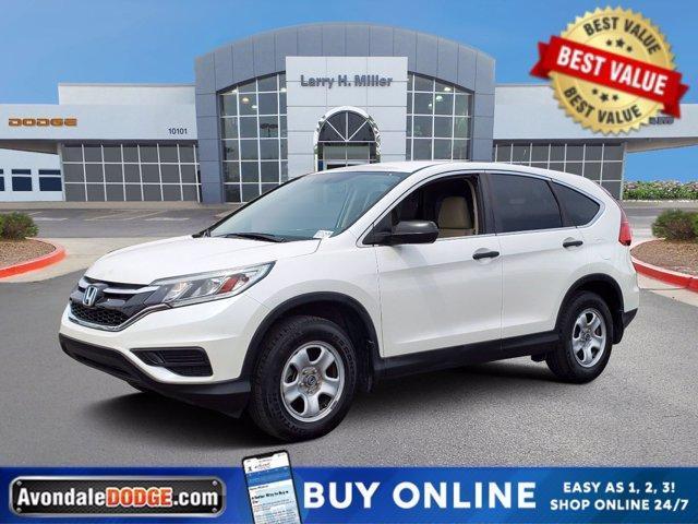 used 2016 Honda CR-V car, priced at $15,994