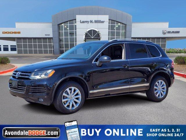 used 2012 Volkswagen Touareg car, priced at $15,994
