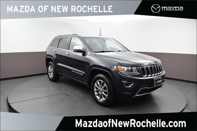 used 2015 Jeep Grand Cherokee car, priced at $20,995