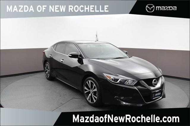 used 2017 Nissan Maxima car, priced at $18,315