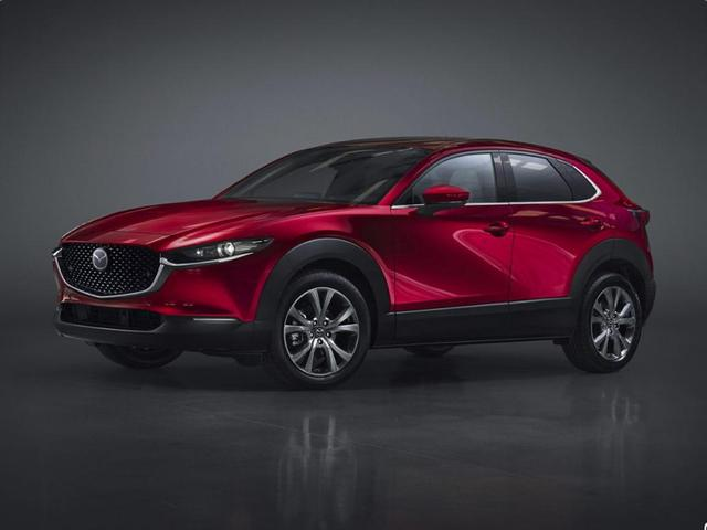 new 2021 Mazda CX-30 car, priced at $24,860
