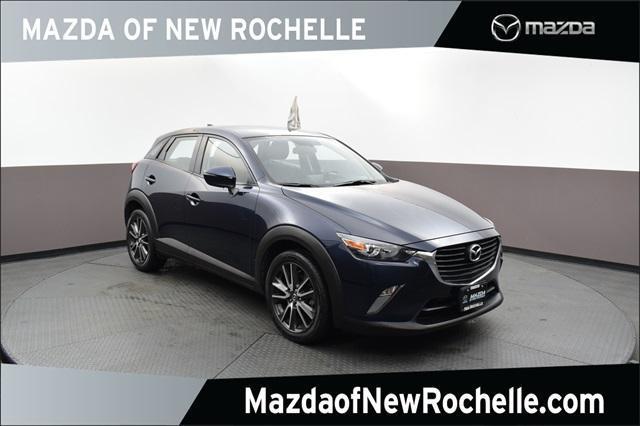 used 2017 Mazda CX-3 car, priced at $17,424