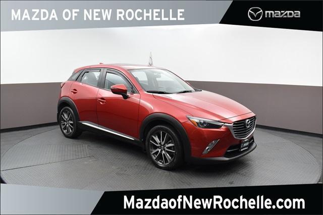 used 2016 Mazda CX-3 car, priced at $17,550