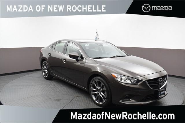 used 2017 Mazda Mazda6 car, priced at $17,915