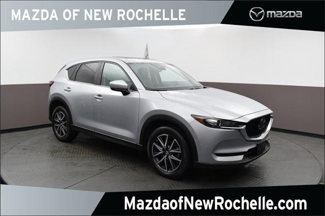 used 2018 Mazda CX-5 car, priced at $21,495