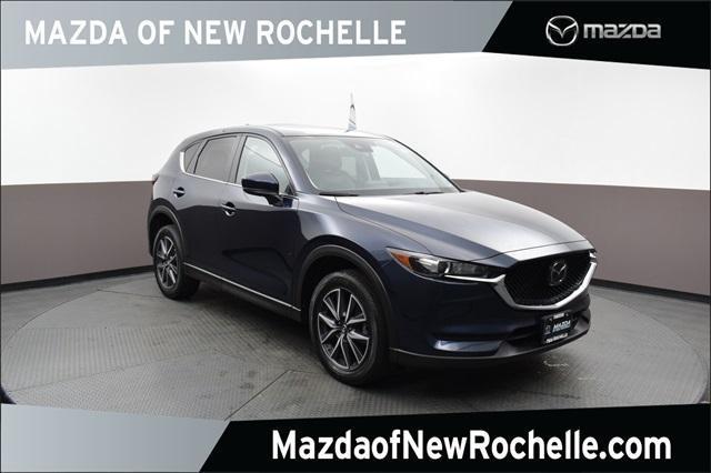 used 2018 Mazda CX-5 car, priced at $20,750