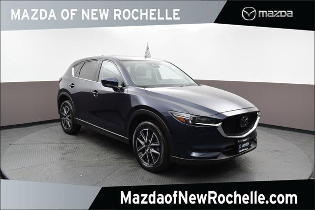 used 2017 Mazda CX-5 car, priced at $21,690