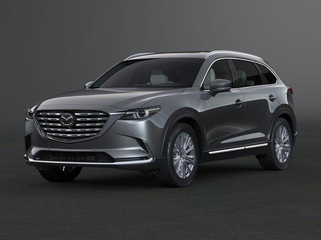 new 2021 Mazda CX-9 car, priced at $46,450