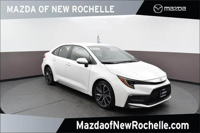 used 2020 Toyota Corolla car, priced at $19,990