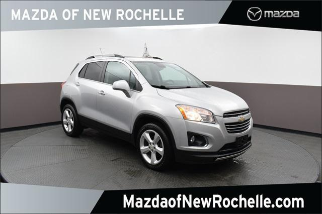 used 2016 Chevrolet Trax car, priced at $15,120