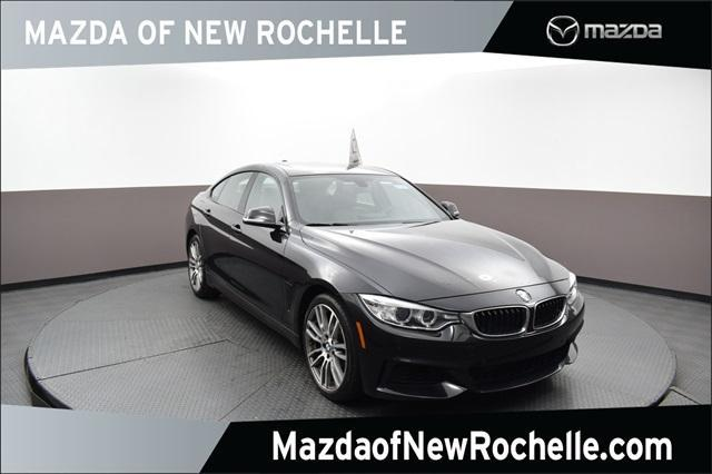 used 2015 BMW 428 Gran Coupe car, priced at $21,325