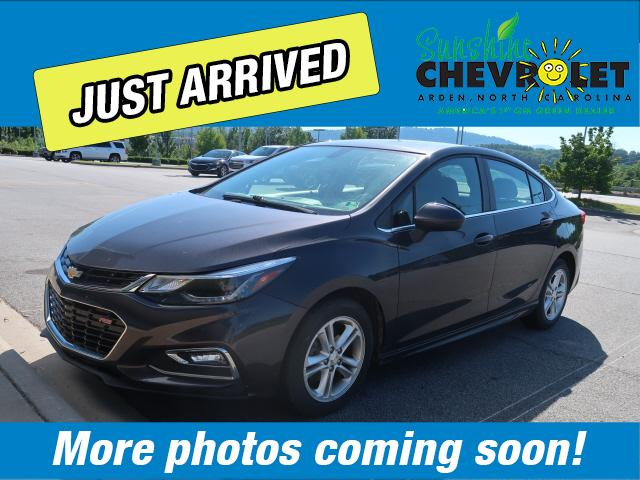 used 2017 Chevrolet Cruze car, priced at $16,352