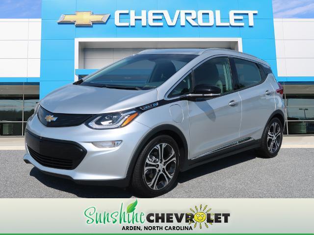 used 2017 Chevrolet Bolt EV car, priced at $20,111