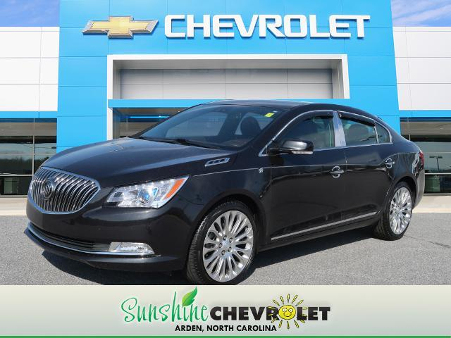 used 2014 Buick LaCrosse car, priced at $14,996