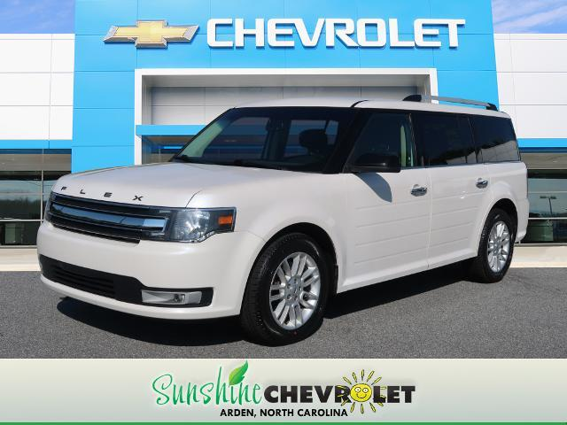 used 2015 Ford Flex car, priced at $18,565