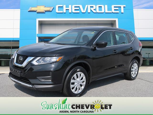 used 2018 Nissan Rogue car, priced at $20,852
