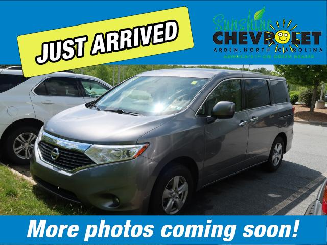 used 2015 Nissan Quest car, priced at $15,996