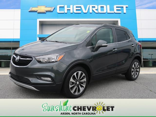 used 2018 Buick Encore car, priced at $21,430
